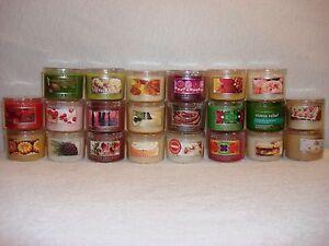 Bath-Body-Works-Slatkin-Co-MINI-1-6-oz-Candle-A-H-in-Title-You-Pick-One-Choice