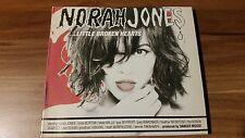 Norah Jones -  Little Broken Hearts (Digipack) (2012) (509997 31548 2 2)