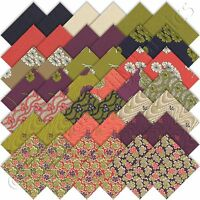 Moda Charm Packs Haiku Charm Pack Japanese Asian Fabric 42 5 Quilting Squares on sale