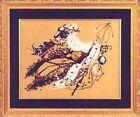 Santa's Magic Mirabilia Nora Corbett Cross Stitch Chart MD15