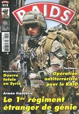 RAIDS 312 RUSSIAN S-400 SAM_ITALIAN ARMY SPECIAL FORCES 17 STORMO_SYRIAN CIVIL W