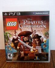 Disney Pirates of the Caribbean the Video Game - Lego - PS3