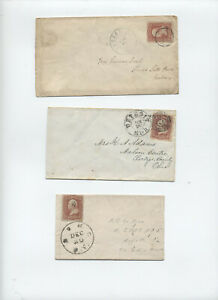 Group-of-3-65-covers-WI-MI-NY-inc-civil-war-address-y5848