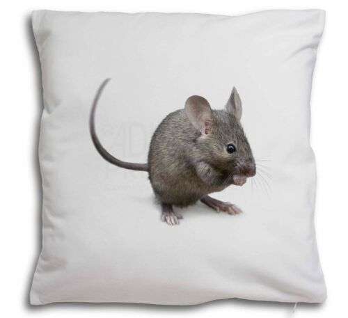 House Mouse Soft Velvet Feel Cushion Cover With Inner Pillow AMO-10-CPW