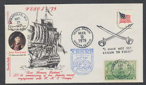 US-Pl-1789-F-FDC-1979-15c-John-Paul-Jones-Greater-Valley-FIRST-CACHET