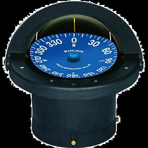 Compass-Flush-Mount-4-5-034-Dial-Black