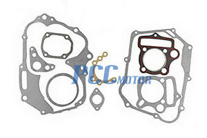 Motorcycle & ATV Fits 125cc Horizontal Engines Cylinder Head Gasket Set