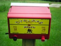 Cyclops Hero Solar Powered | 15 Acre Electric Fence Charger Energizer Fencer