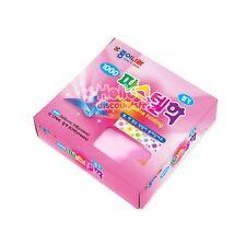 """Pastel Crane 5 Colors Folding 2"""" Paper 60 Sheets : 2pcs Set"""
