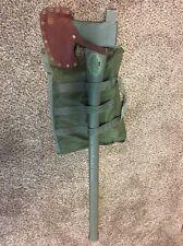 MAX MILITARY PIONEER TOOL KIT 7in1 SHOVEL AXE PICK M151 M35 M998 HUMVEE HUMMER