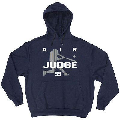 "New York Yankees Aaron Judge /""Judgement Day/"" Jersey shirt Hooded SWEATSHIRT"