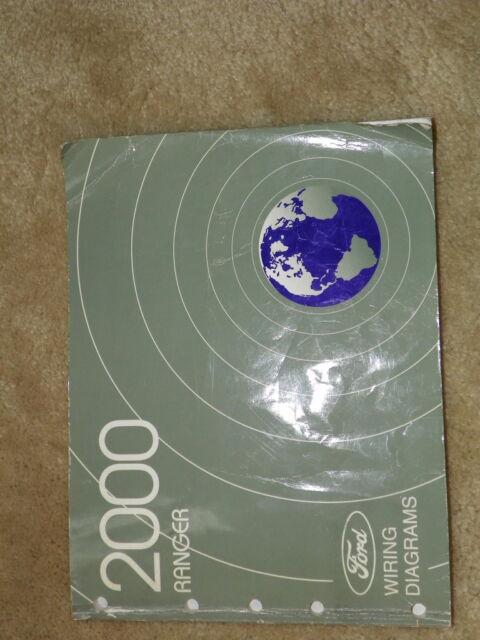 2000 Ford Ranger Wiring Diagrams
