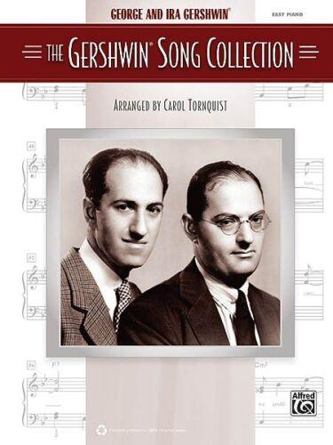 The Gershwin Song Collection Sheet Music Easy Piano Composer Collectio 000322373