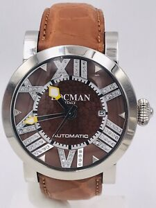 Watch-Locman-Toscano-290DM-1445-82-Diamonds-Automatic-On-sale-New