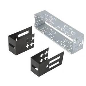 RetroSound-1-DIN-Befestigungsmaterial-Einbau-Rahmen-Montage-Rahmen-Radio-Halter