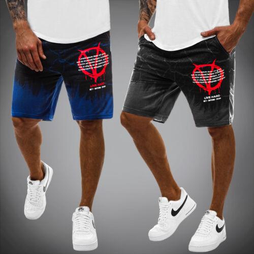 KURZHOSE Shorts Jogging Sport Shorts Bermuda Fitness js//kk300112 OZONEE Messieurs