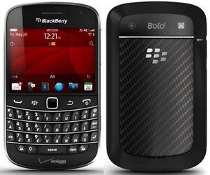 BlackBerry Bold 9930-8GB-Black(Unlocked-VERIZON)MINT CONDITION-CLEAN ESN-WARRANT