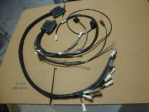 big dog motorcycles main wiring harness 2007 k 9 power harness rh ebay com big dog motorcycle wiring harness