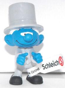 Bridegroom-Smurf-Plastic-Figurine-20796-FROM-OCCASIONS-SMURF-SET-Wedding-Groom