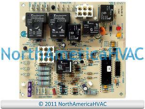 image is loading intertherm-miller-nordyne-furnace-control-circuit -board-624602-