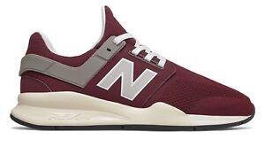 a43a12e82b8 La foto se está cargando New-Balance-Hombre-Zapatos-247-con-rojo-bronceado