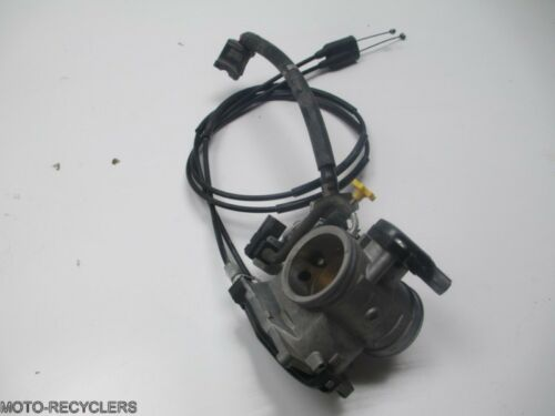 12 CRF250R CRF250 Throttle Body 161