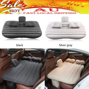 Waterproof-Inflatable-Travel-Camping-Car-Seat-Sleep-Rest-Spare-Mattress-Air-Bed