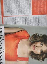 SP8 Clipping-Ritaglio 2012 Rachel McAdams Ogni volta che giro un film..
