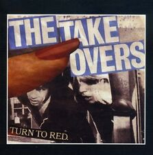Takeovers - Turn to Red [New CD]