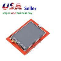 2.4 Diagonal Lcd Tft Display 2.4 Inch Tft Lcd Shield Socket Touch Panel Module