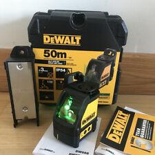 New Dewalt Dw088cg 2 Way Self Levelling Cross Line Laser