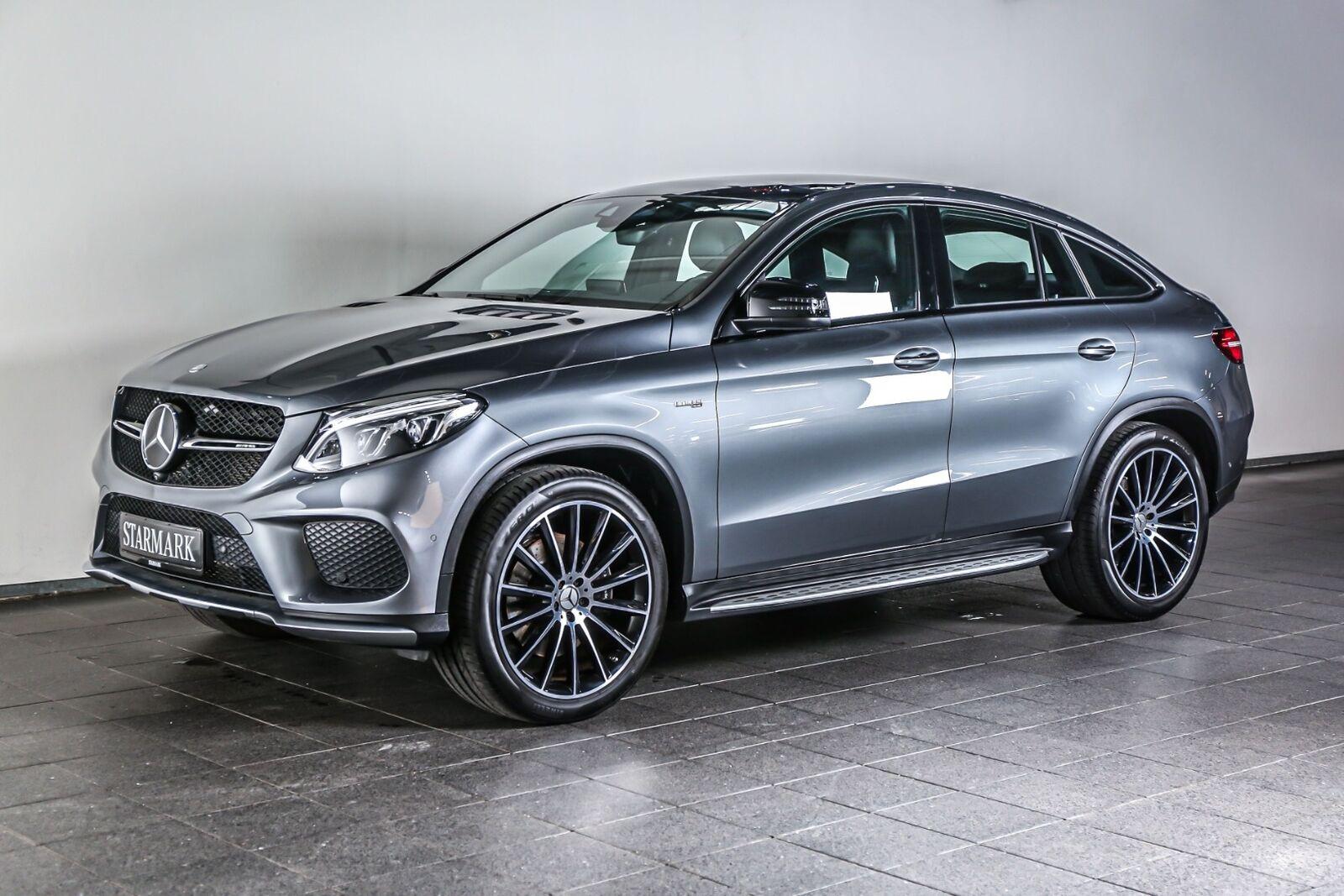 Mercedes-Benz GLE43 3,0 AMG Sport Coupé aut. 4-M