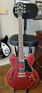 2011 Gibson Es 335 historic dot neck All original and made in the USA
