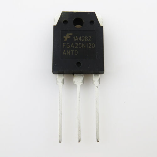 2PCS IC FGA25N120 FGA25N120ANTD TO-3P FAIRCHIL NEW