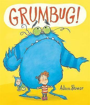 Grumbug, Paperback by Stower, Adam, Brand New, Free P&P in the UK