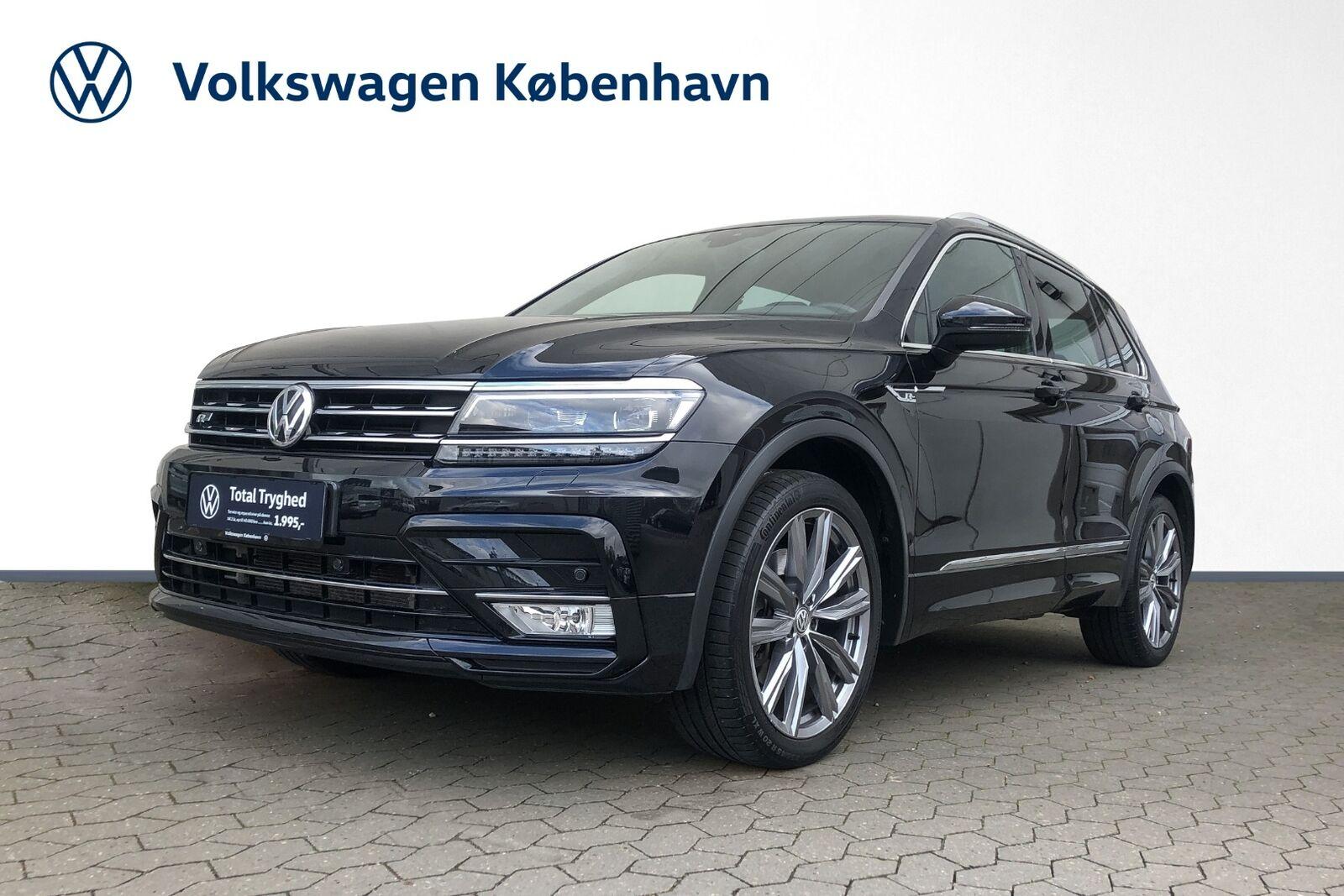 VW Tiguan 2,0 TSi 220 Highline DSG 4M 5d - 449.900 kr.