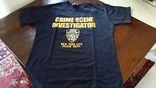 FRUIT MAGLIETTA SERIE TV CSI CRIME SCENE INVESTIGATION NEW YORK ORIGINAL USA