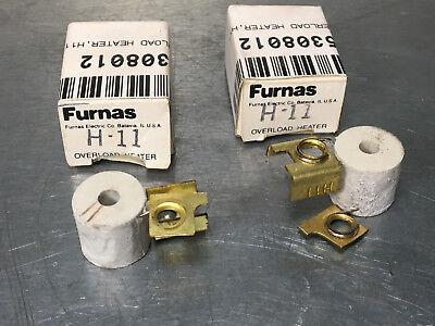 NIB Furnas H21 Overload Heater         H21
