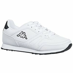 0a7be6b0c1 Kappa Scarpe Sneakers ANNANES S bianco Uomo donna Running corsa ...