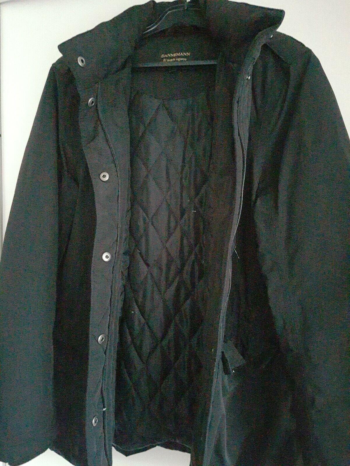Damen Jacke Dannemann Zigarillos Schwarz Gr.L, Getragen | eBay