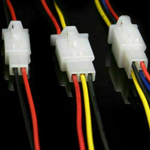 Auto Terminal Kabelstecker Weiß Kupfer Zubehör Nützlich Gold Nylon
