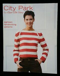Beadshine-City-Park-9082-by-Classic-Elite-Yarns-14-Hand-Knitting-Patterns-2007