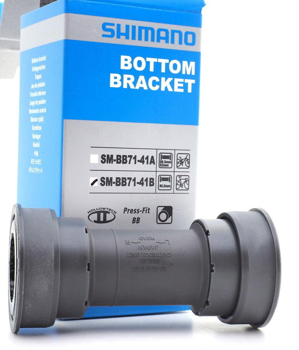 Mountain Bike Bottom Bracket BB Shimano SM-BB71 Saint 83mm Press Fit MTB