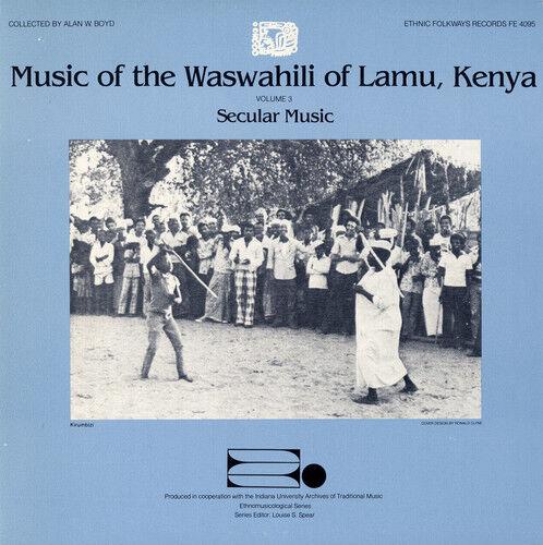 Various Artists - Waswahili Lamu Kenya 3 / Various [New CD]