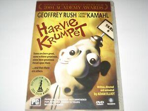 HARVIE-KRUMPET-DVD-R4-NEW