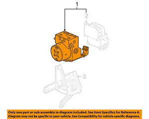 Saturn-GM-OEM-05-07-Ion-Anti-lock-Brakes-Control-Module-22729516