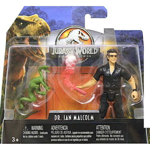 Jurassic World Exclusive Legacy Collection Dr Ian Malcom Jurassic Park NEUF