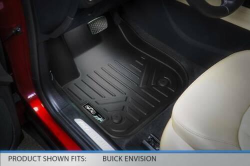 Maxliner 2016-2019 Buick Envision Floor Mats 2 Row Set Black A0225//B0225