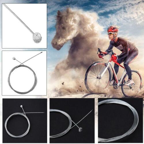 MTB Road Folding Bike Fahrradbremsseil Kerndraht Stahl Speed Line