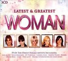 Latest & Greatest: Woman [Box] by Various Artists (CD, Oct-2013, 3 Discs, Union Square Music)